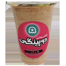 شیر خرما کافه بستنی دوپینگی قم
